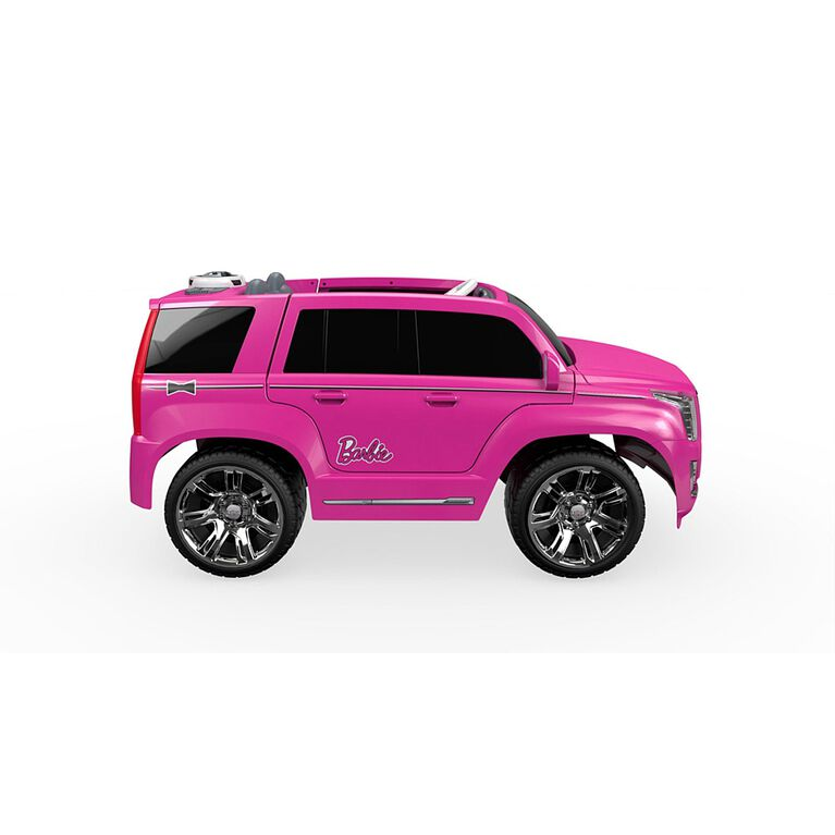 Power Wheels Barbie Cadillac Escalade - Exclusive