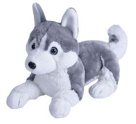 Wild Republic Pet Shop Husky Lying down