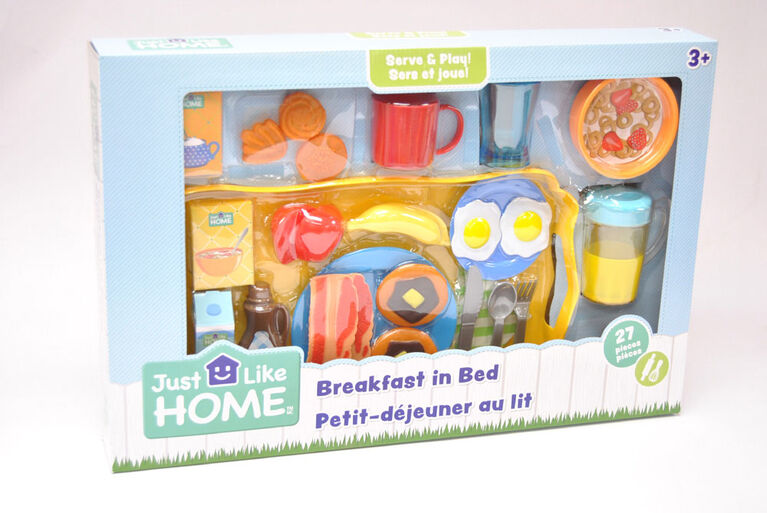 Just Like Home - Breakfast in Bed
