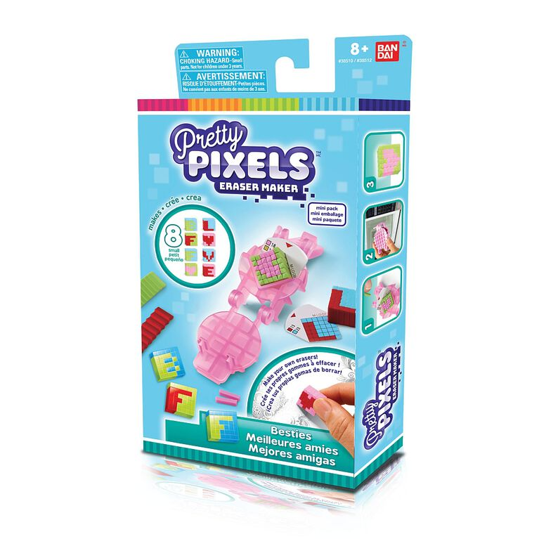 Pretty Pixel Mini Pack Besties Pack