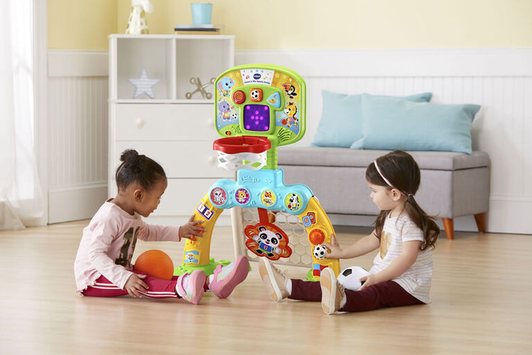 VTech Count & Win Sports Center - English Edition