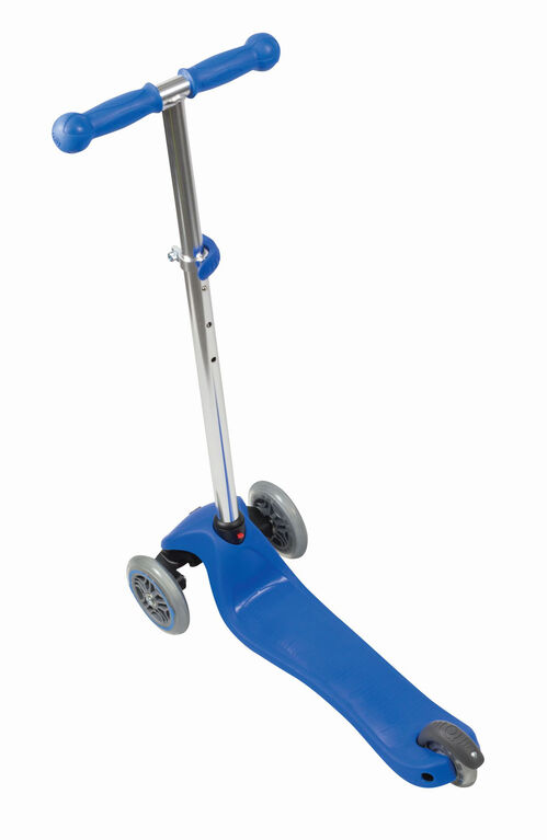Globber Primo Lights Scooter - Navy Blue