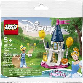 LEGO Disney Princess Le mini-château de Cendrillon 30554