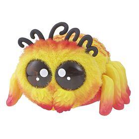 Yellies! - Peeks, araignée activée par la voix.