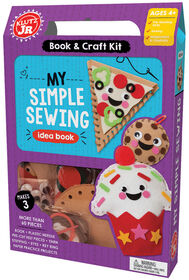 Klutz Junior - My Simple Sewing - English Edition