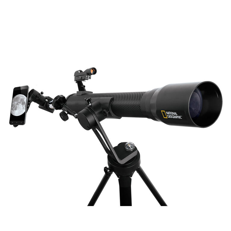 National Geographic CF 70mm Carbon Fiber Telescope - English Edition