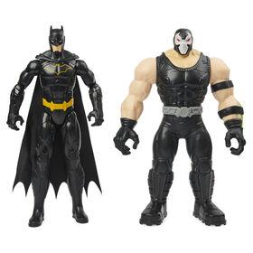 Batman 12-inch Batman Vs. Bane Action Figure 2-Pack - R Exclusive