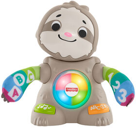 Fisher-Price Linkimals Moving sloth - French Edition