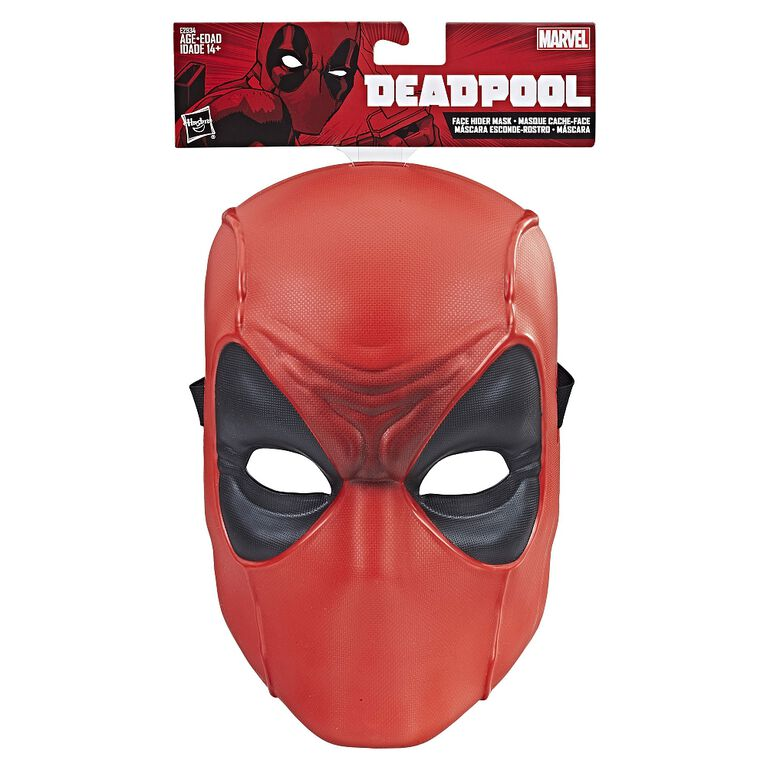 Marvel Deadpool - Masque Cache-Face.