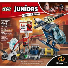 LEGO Juniors Elastigirl's Rooftop Pursuit 10759
