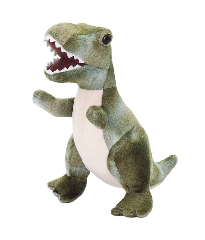 Prime 3D: Discovery Tyrannosaurus Puzzle with Plush - 48 pieces