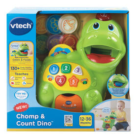 Vtech - Chomp & Count Dino - English Edition