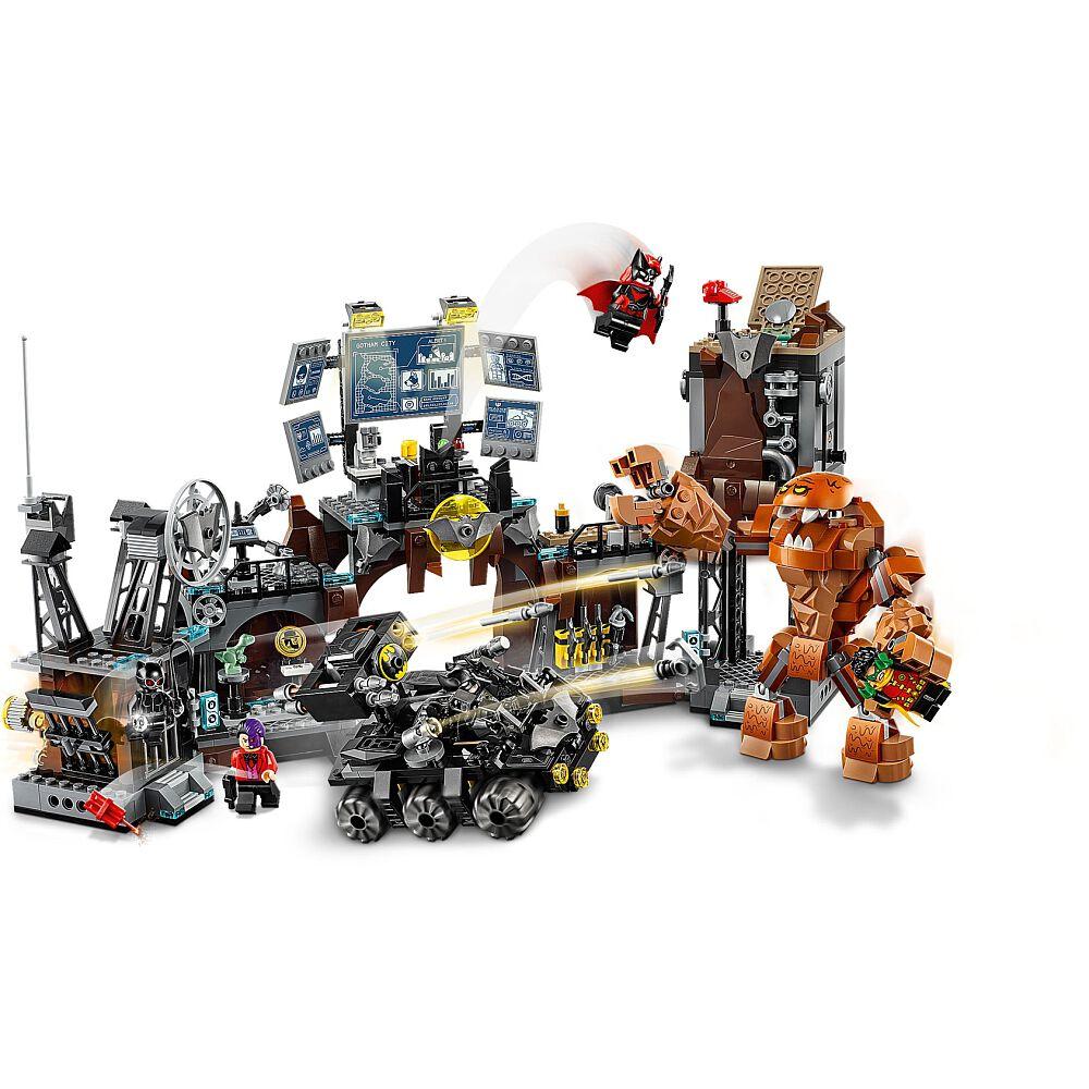 Brand New Custom Lego* Big Figures Lot Batman vs Clayface