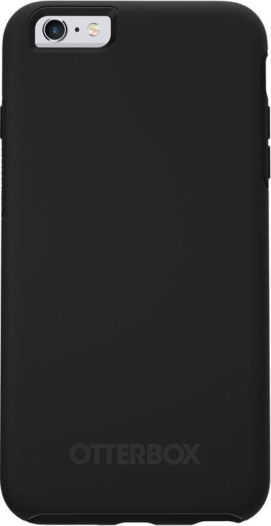 Étui Symmetry d'OtterBox pour iPhone 6/6s noir