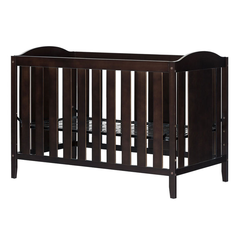 Toys R Us Crib To Toddler Bed.Angel Crib And Toddler Bed Convertible Nursery Furniture For Your Baby Espresso