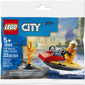 LEGO City Fire Rescue Water Scooter 30368