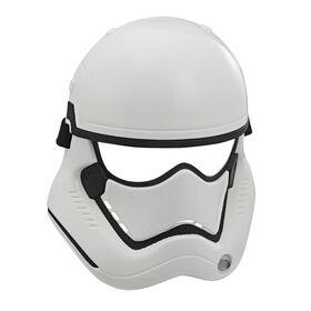 Star Wars First Order Stormtrooper Mask