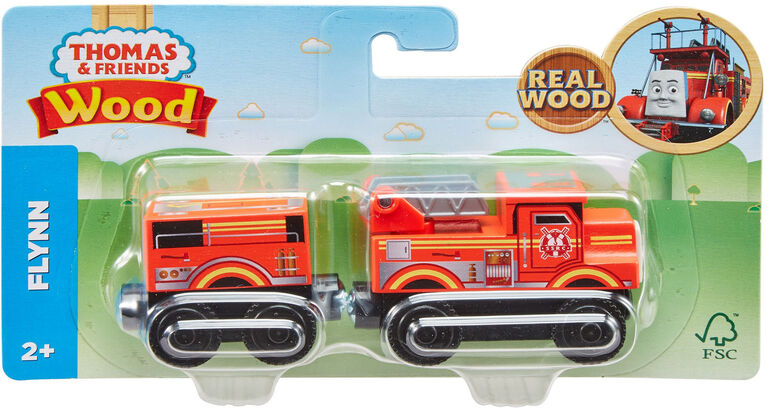 Fisher-Price Thomas & Friends Wood Flynn