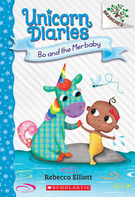Scholastic - Unicorn Diaries #5: Bo and the Merbaby - Édition anglaise