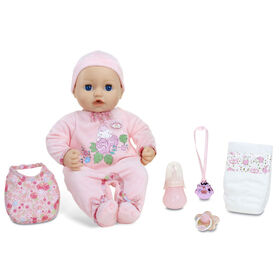 Baby Annabell Soft-Bodied Baby Doll - R Exclusive  082109
