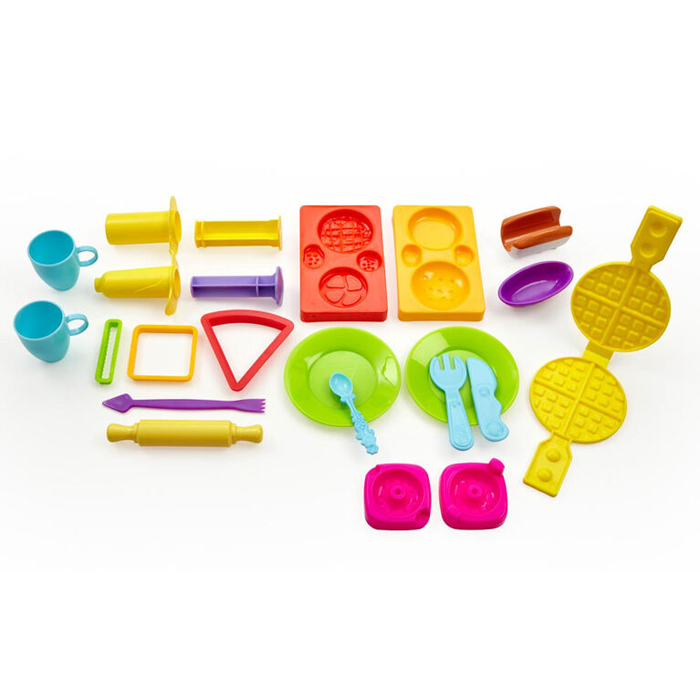 Nick Jr Ready Steady Dough Cafe set - R Exclusive