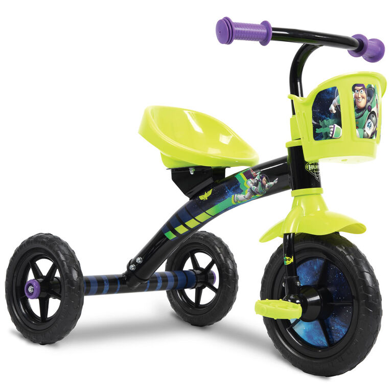 Buzz Lightyear Disney Toy Story - Tricycle à 3 roues