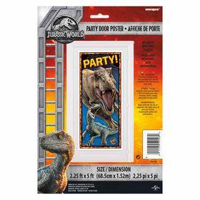 "Jurassic World Affiche de porte, 27"" x 60"""