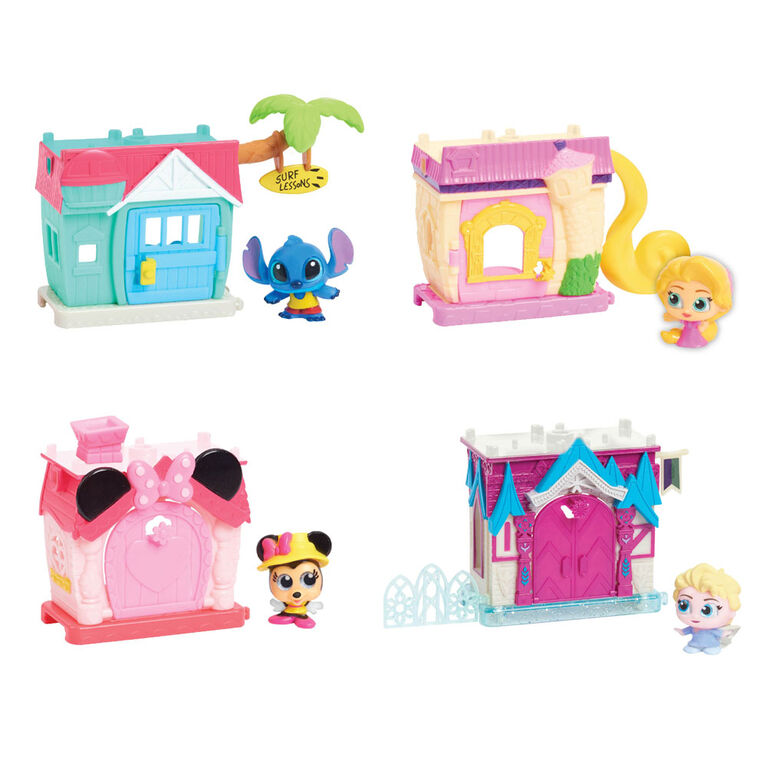 Disney Doorables Mini Playset Rapunzel's Creative Corner