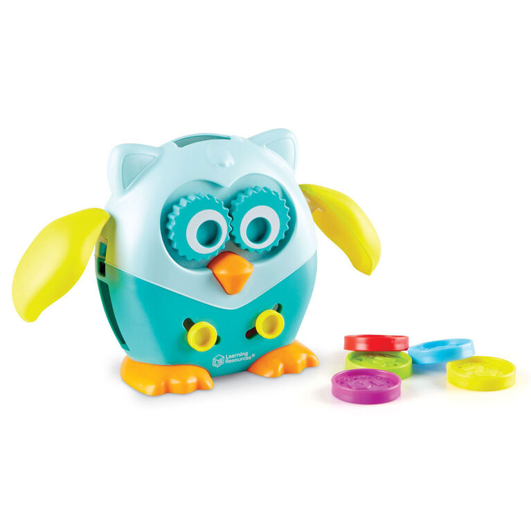 Learning Resources - Coffret Hoot the Fine Motor Owl