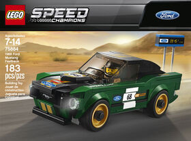 LEGO Speed Champions 1968 Ford Mustang Fastback 75884