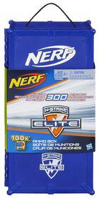 Nerf - Recharge de 100 fléchettes Boîte de munitions