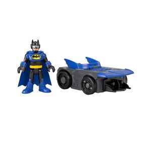 Fisher-Price Imaginext DC Super Friends Slammers Batmobile & Mystery Figure
