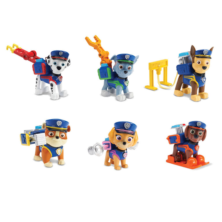 PAW Patrol – Ultimate Rescue Police Pups Action Pack Gift Set