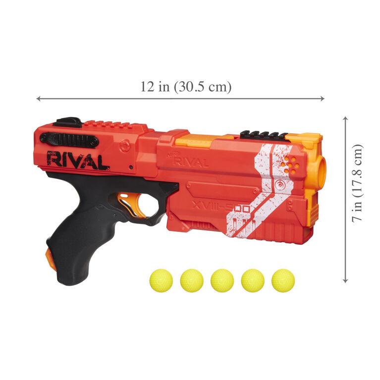 Nerf Rival Kronos XVIII-500 (red)