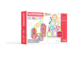 Magformers Creative Play 74Pc Set - R Exclusive