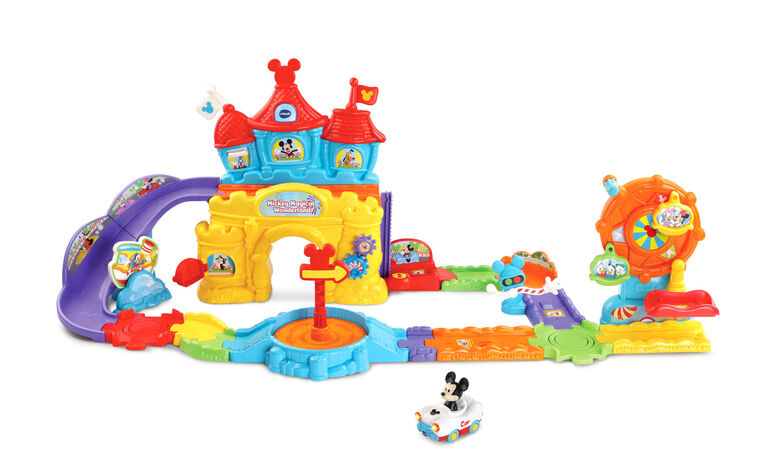 VTech Go! Go! Smart Wheels® - Disney Mickey Magical Wonderland - English Edition - TRU Exclusive