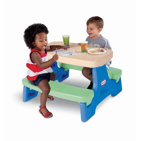Little Tikes - Table de jeu Easy Store Jr