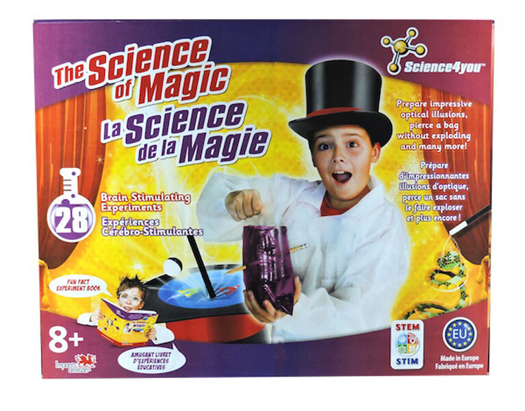Science4you: The Science of Magic