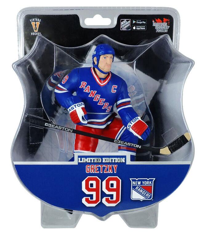 best website fdee6 06f4f Wayne Gretzky New York Rangers NHL Legend 6