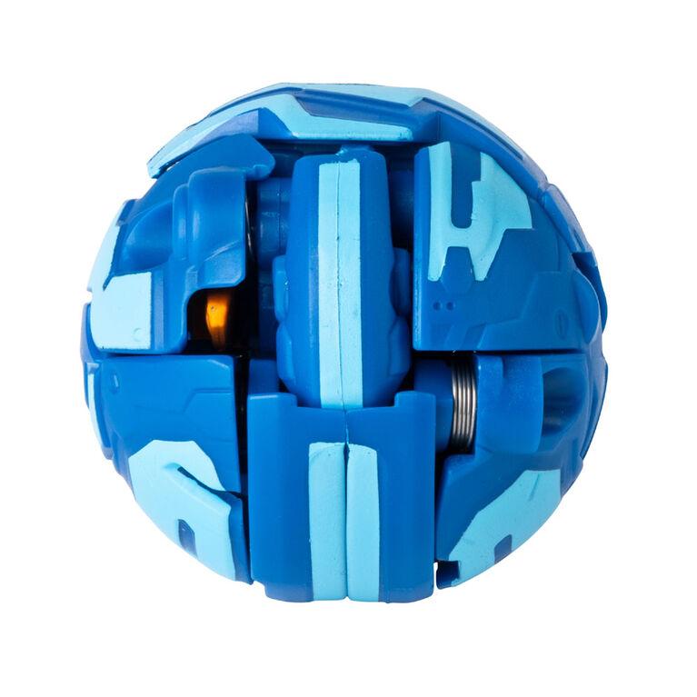 Bakugan Ultra Ball Pack, Aquos Cyndeous, Créature transformable à collectionner de 7,5 cm