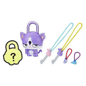 Lock Stars Basic Assortment Purple Cat–Series 1