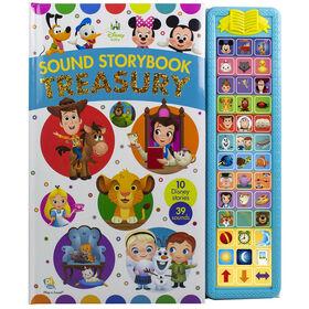 Disney Baby - Sound Storybook Treasury