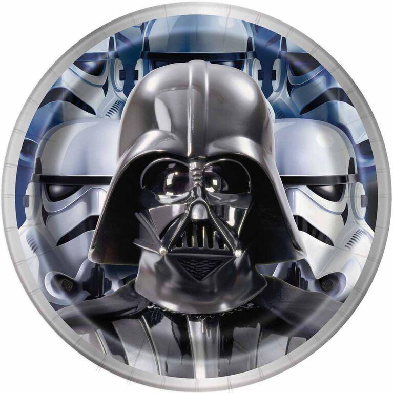 Star Wars Classic Assiettes 7po, 8un