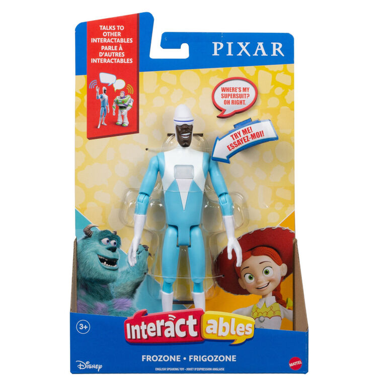 Pixar - Interactables - Figurine - Frigozone