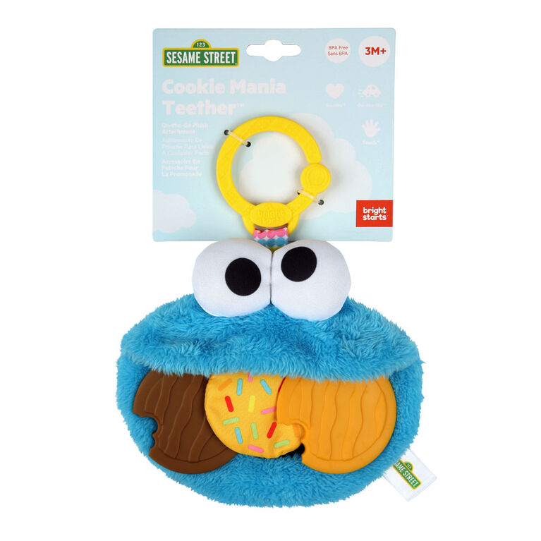 Cookie Mania Teether On-the-Go Attachment