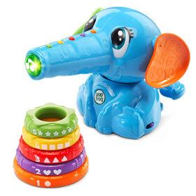 Stack & Tumble Elephant - English Edition