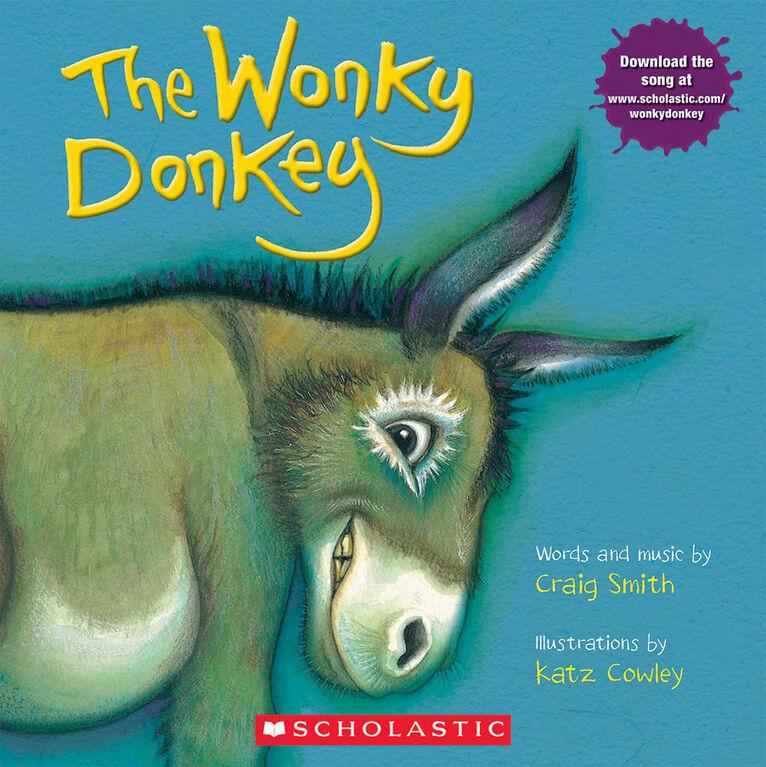Wonky Donkey - Édition anglaise