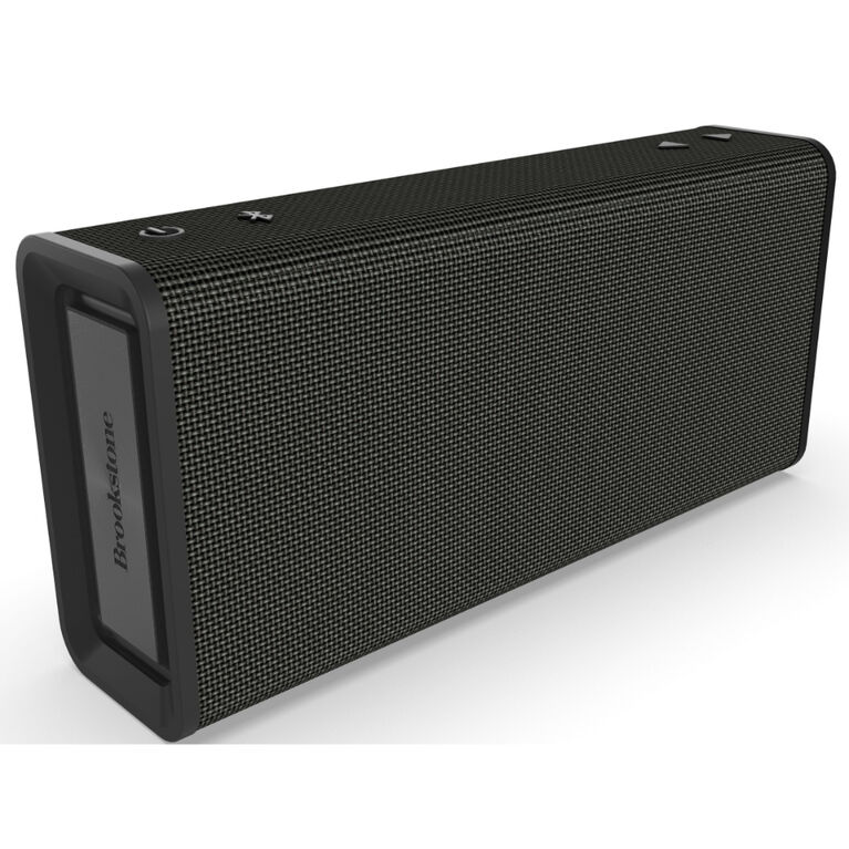 Brookstone Tidalwave Wireless SpeakerB - English Edition