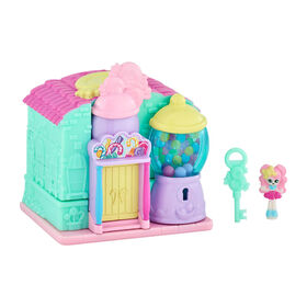 Shopkins Lil' Secrets Secret Shop - Sweet Retreat Candy Shop