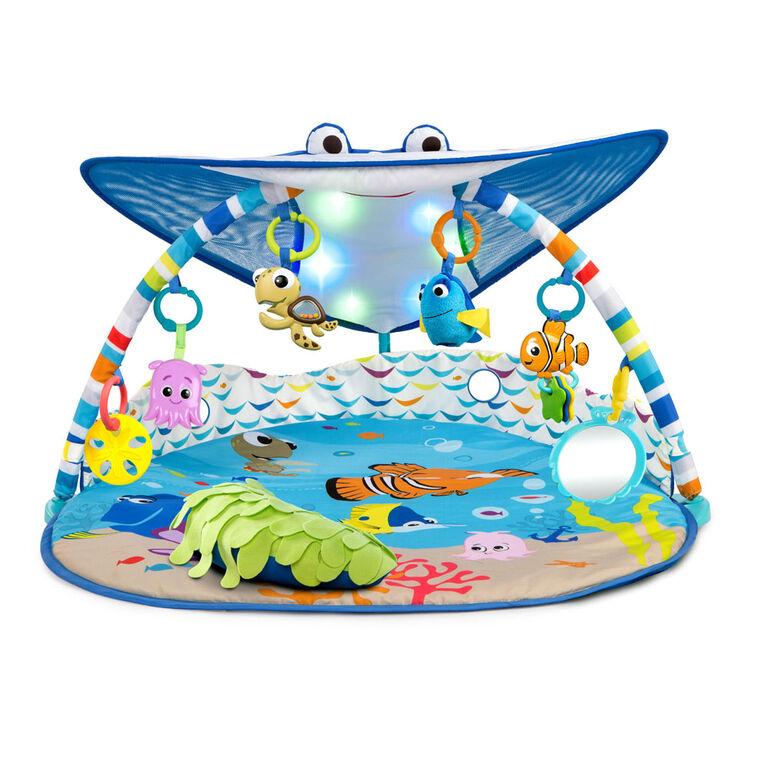 Disney Baby Mr Ray Ocean Lights Activity Gym